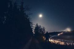 Facies Lunae (DJawZ) Tags: moon autumn fall october halloween spooky flashlight nj new jersey stars astrophotography