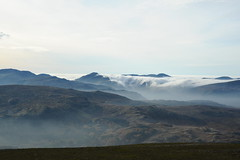 Changing scenery (dark_dave25) Tags: martindale bungalow helvellyn striding edge lake district tarn walking hiking holiday 2016 october