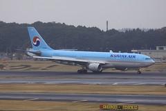 HL8228 Airbus A332 NRT 03Dec2012 (Citation Ten) Tags: hl8228 a332 kal nrt