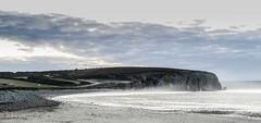 Brume  Crozoan (ylbreizh) Tags: mer sable plage sea bretagne paysage seascape landscape finistre crozon france canon gx5