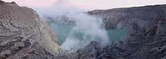 Ijen (wombat85) Tags: indonesia volcano crater nature hiking unreal sulfur
