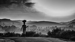 Old Lady-2 (Padmanabhan Rangarajan) Tags: araku villagers tribal rural india vizag valley nature scenery portraiture paddy