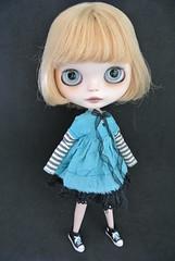 Amy (Déa (Brat Princess)) Tags: blythe doll custom zaloa