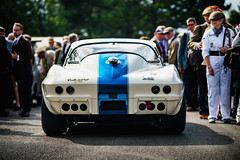 Craig Davies and Oliver Gavin - 1965 Chevrolet Corvette Sting Ray at the 2016 Goodwood Revival (Photo 2) (Dave Adams Automotive Images) Tags: 2016 9thto11th autosport car cars circuit daai daveadams daveadamsautomotiveimages grrc glover goodwood goodwoodrevival hscc historicsportscarclub iamnikon lavant motorrace motorracing motorsport nikkor nikon period racing revival september sussex track vscc vintage vintagesportscarclub davedaaicouk wwwdaaicouk craigdavies olivergavin 1965chevroletcorvettestingray 1965 chevrolet corvette stingray