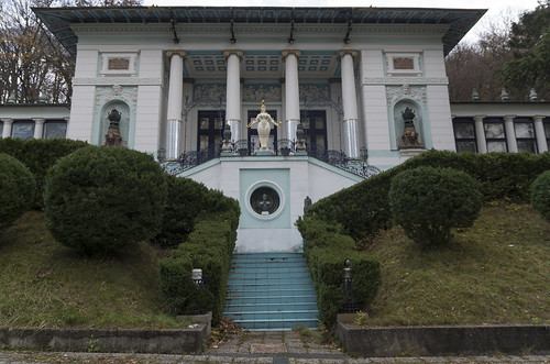 Otto Wagner Villa I, 09.11.2015.