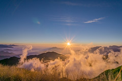 DSC08265 (a99775599) Tags: taiwan nantou sunset moutain cloud      sony a6000 e16 sel16f28 ecu1