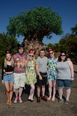 Animal Kingdom (Elysia in Wonderland) Tags: elysia florida orlando disney world 2016 holiday animal kingdom becca clinton amy lucy pete tree life