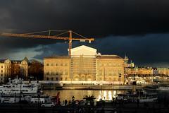 Nationalmuseum, Stockholm (josephzohn | flickr) Tags: nationalmuseum stockholm eftermiddagsljus reflections spegling