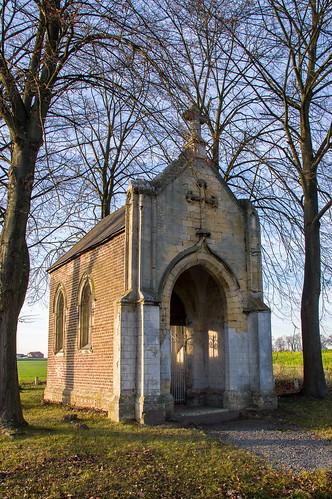 Nieuwenhoven, Neogothische kapel