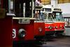 Tatra T1 #5001 T2 #6002 T3 #6149 DPP Praha Praga Straßenbahnmuzeum (3x105Na) Tags: tatra t1 5001 t2 6002 t3 6149 dpp praha praga strasenbahnmuzeum strasenbahn strassenbahn tramwaj tram tramvaj tschechen czechy