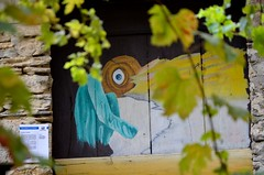 Valloria (100) (Pier Romano) Tags: valloria porte porta dipinta dipinte door doors painted imperia liguria italia italy nikon d5100 paese town dolcedo artisti pittori