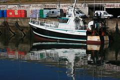 Port de pêche de Keroman, commune de Lorient (Bretagne, Morbihan, France) (bobroy20) Tags: lorient morbihan bretagne france côteatlantique océan radedelorient locmiquélic kergroise keroman port paysagemaritime pêche portdepêchedekeroman basesousmarinedekeroman commerce