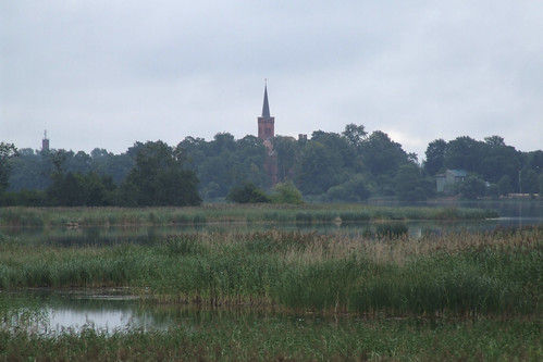 View towards Evangelical Reformed Church, 10.08.2013.
