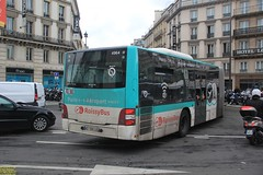 2009 MAN Lion's City GL #4964 (busdude) Tags: 2009 man lions city gl 4964 ratp régie autonome des transports parisiens régieautonomedestransportsparisiens roissybus