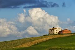 Val D'Orcia & Crete Senese (Wolfgang.Grilz) Tags: cretesenese valdorcia siena toskan toskana tuscany tuscan landscape