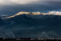 Entre terre et ciel.......la lumire !!! (Bouhsina Photography) Tags: lumire light haut flanc falaise ttouan maroc morocco bouhsina bouhsinaphotography canon 5diii ef100400 2016 couleur brillant wow