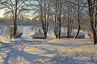 A beautiful winter day... #Finland