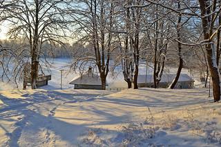 A beautiful winter day... #Finland