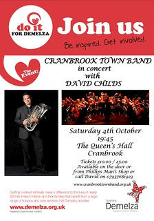 Demelza Concert 2014 : Guest Soloist David Childs