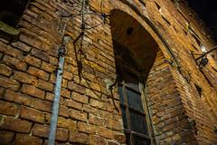 kopiec kosciuszki - wall (michalbiernat) Tags: wall building kopiec kosciuszki krakow poland old