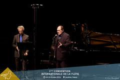 Concert Hommage à Pierre Boulez et Aurèle Nicolet