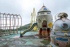 Nostalgy (Yuta Ohashi LTX) Tags: nostalgy nostalgia nostalgic old primitive oldfashioned park playground equipment playequipment 公園 遊具 廃墟 ruins ruin ruine japan ibaraki tsukuba 日本 茨城 つくば 筑波山 retrospective retro sf spacecraft spaceship 宇宙船