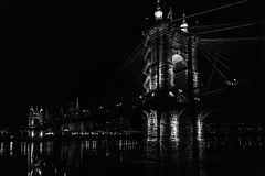 03122016-IMG_0887 (marcoemme182) Tags: roebling bridge cincinnati ohio explore black white lowkey