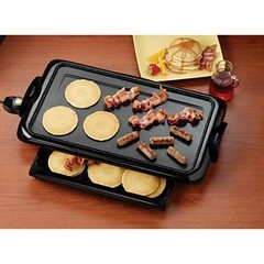 Sturdy and Durable Non-Stick Griddle with Warming Drawer, Temperature Control, Black (saidkam29) Tags: black control drawer durable griddle nonstick sturdy temperature warming