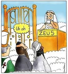 Rayos! (MysteryPlanet.com.ar) Tags: zeus humor religion