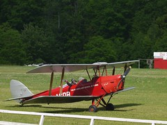 DeHavilland DH.82 Tiger Moth (original) UK 1934 (lulun & kame) Tags: usa newyork america upstateny nolens