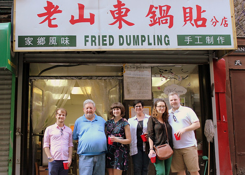 The Crew at Fried Dumpling