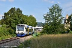 VT 447 (Mara) und VT 445 (Alice) (boihinger) Tags: deutschland deu weg badenwrttemberg frickenhausen vt445 vt447