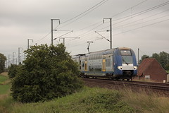 Z 24500 / Wallon-Cappel (jObiwannn) Tags: train sncf ter automotrice ferroviaire