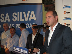 """Helder Sousa Silva - """"Pelo nosso Concelho. Pelas Pessoas"""""""