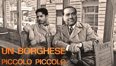 BORGHESIA (@LuPe) Tags: film italia piccolo silvio berlusconi borghese sordi monicelli borghesia piersilvio cialtrona