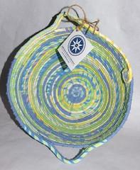 "Medium Egg Basket #0109 • <a style=""font-size:0.8em;"" href=""http://www.flickr.com/photos/54958436@N05/9398570377/"" target=""_blank"">View on Flickr</a>"