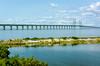 Bridge to the neighbours (ackamann) Tags: bridge denmark see nikon sweden hdr 3xp photomatix oeresund baltik d7100