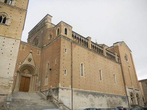 Chieti, Cattedrale by Elisa atene, on Flickr