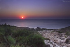 Coucher du soleil (Issam Meghni) Tags: soleil photographie coucher du algerie issam 2013 meghni