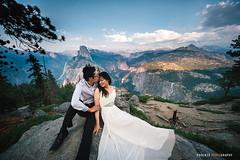 Yosemite National Park, CA (Phoenix.Wang) Tags: love photo engagement roadtrip yosemite yosemitenationalpark prewedding