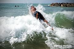 (Stefano Memola) Tags: sea water mare dive sicily acqua tuffo splashing