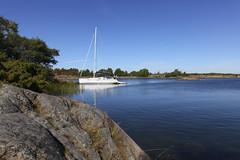 Sder (Anders Sellin) Tags: sea summer sweden stockholm baltic sverige archipelago sommar skrgrd klippor skr sder havsbandet havsskrgrd
