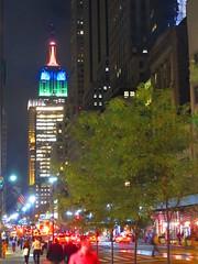 Empire State Building (AndrewDallos) Tags: nyc newyorkcity manhattan tennis empirestatebuilding usopen