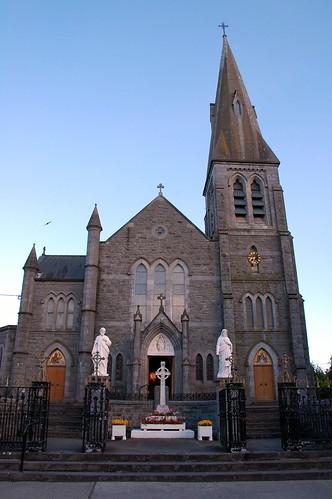 St. Colman's in Gort, Ireland