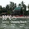 Koh Samui Weather 15 Sept 2013 (soma-samui.com) Tags: travel beach weather thailand island asia resort samui chaweng koh 旅行 タイ サムイ島 南国 アジア 島 リゾート サムイ tourguidesoma ツアーガイドsoma コサムイ somasamuicom コサムイ現地ガイド
