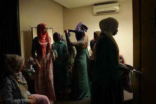 INDONESIA-LIFESTYLE-RELIGION-MISS WORLD-ISLAM