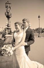 DSC_8678sep (Andrey_Malgin) Tags: wedding summer white black paris love beautiful beauty seine bride couple dress happiness husband wife romantic suite mariage bridegroom trocadero
