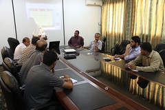 دورة فن تحرير الخبر الصحفي اليوم الثاني (wakfpress) Tags: news training report في اليوم فن دورة الخبر غزة الصحفي العامة العلاقات تحرير دائرة الوزارة بمقر