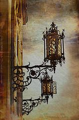 Grignan (le château) (Vanessa Vox) Tags: vanessa castle lampe vox schloss château grignan contemporaryartsociety powerofart memoriesbook creativemindsphotography magicunicornverybest