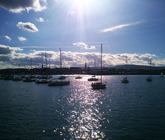 From the Pier (JaiDublin) Tags: ireland sea boats pier mar europa barcos harbour irlanda dunlaoghaire ocano